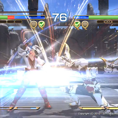 The gameplay.
