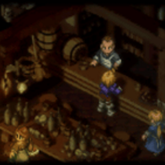 Tavern in chapter 2 & 3.