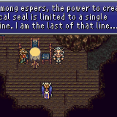 The Elder elaborating his plan.