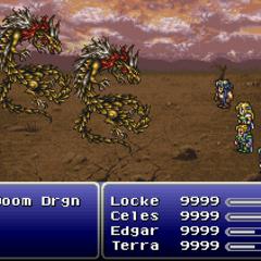 Fiend Dragon x2