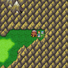 Mist on the World Map (GBA).
