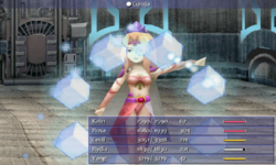 Rosa White Magic FFIV PC