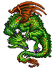 FFRK Green Dragon FFIII