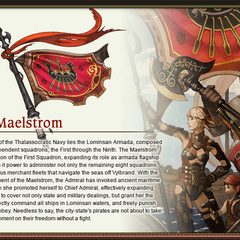 The Maelstrom Artwork by <a href=
