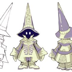 Concept art of Vivi in Trance.