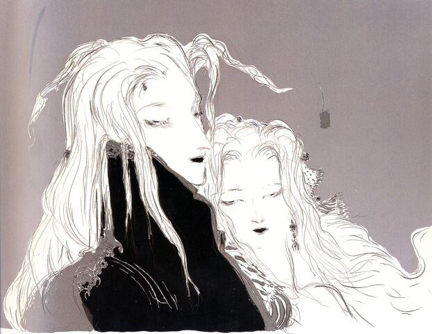 File:Aerith & Sephiroth.jpg