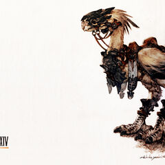 Legacy Chocobo Wallpaper<br /><a  class=