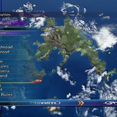 Airship menu (PS3).