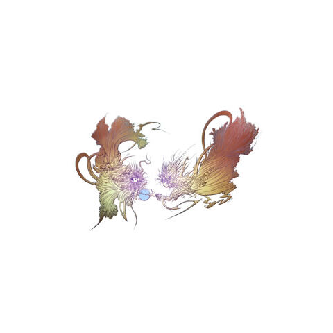 <i>Final Fantasy Agito XIII</i> logo without text.
