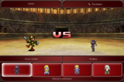 FFVI Android DNC Combantant Select