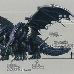 Concept of Shinryu Celestia.