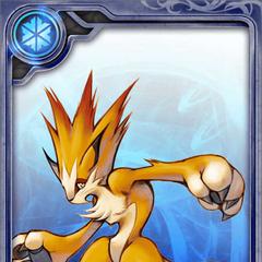<i>Final Fantasy Artniks</i> card.