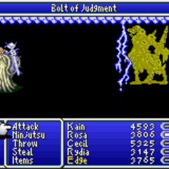 Bolt of Judgment