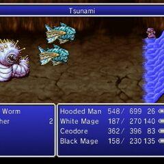 Tsunami in <i><a href=