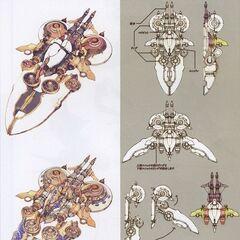 Concept art of <i>Strahl</i>.