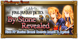 FFRK By Stone Revealed Event