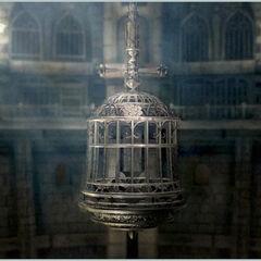Concept artwork of the prison.