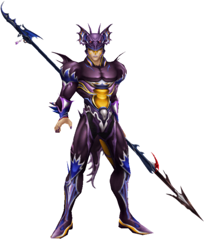 File:Dissidia012KainRender.png