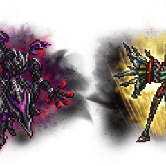 Ultimate++ Bahamut & Hecatoncheir.