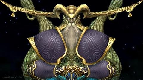 Final Fantasy XII - Exodus, the Judge-Sal (♎ Libra) 審判の霊樹エクスデス Meteor メテオ