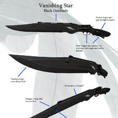 Concept art for the Vanishing Star.