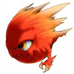 <i>Final Fantasy IX</i> Hideo Minaba artwork.