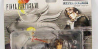 List of Final Fantasy VIII action figures