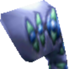 Ice Staff's in-game model from <i><a href=