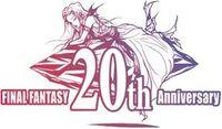 Logo 20th Anniversary.