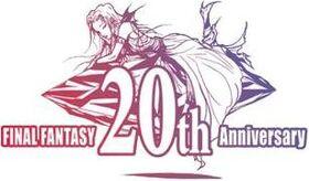 Логотип 20th Anniversary.