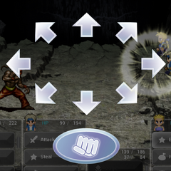 Blitz input (iOS/Android).
