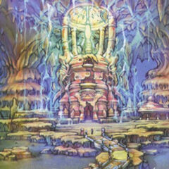 Djose Temple concept artwork.