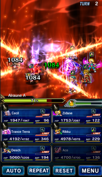 FFBE Divine Judgment
