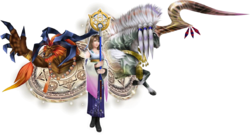 Yuna/Dissidia | Final Fantasy Wiki | FANDOM powered by Wikia