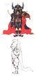 Golbez DS Art