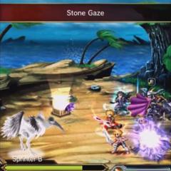 Stone Gaze.