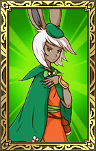 FFTS Green Mage SR Portrait