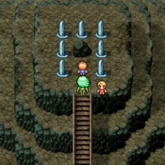 Adamant Isle Grotto (PSP).
