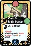 Caitsith battletrumpet