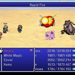 Rapid Fire.