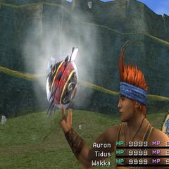 Ice version in <i>Final Fantasy X</i>.
