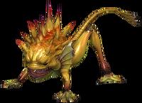FFXIII enemy Mud Frog