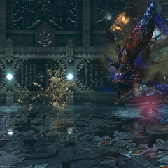 Fourth Chamber, versus Mushussu.