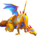 Yellow dragon ffiv ios