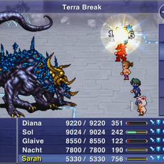 Terra Break