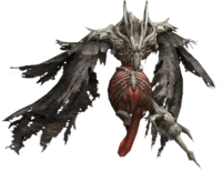 FFXIII enemy Barbed Specter
