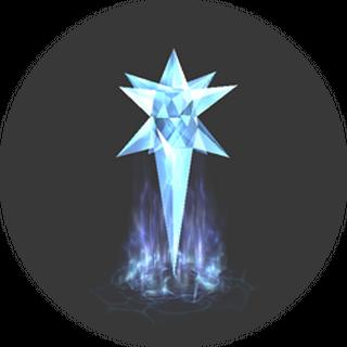 Dem Telepoint crystal<br />(I-6)