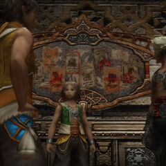 Kytes in the middle with Tomaj (left) and Vaan (right).