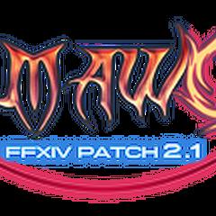 <i>A Realm Awoken</i> (2.1) logo.