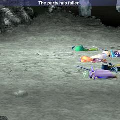 <i>Final Fantasy IV</i> (iOS).